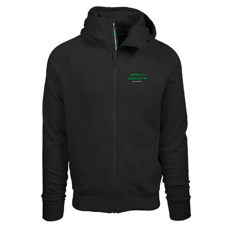 UNIVERSITY OF NORTH DAKOTA HOCKEY JR. AXEL ZIP HOOD