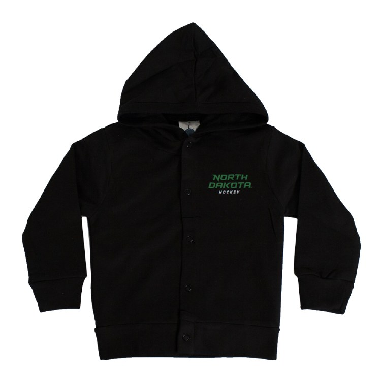 UNIVERSITY OF NORTH DAKOTA HOCKEY SNAP HOOD