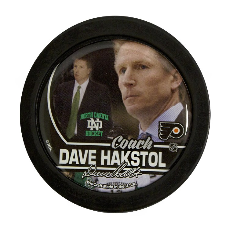 NEXT LEVEL COACH DAVE HAKSTOL HOCKEY PUCK