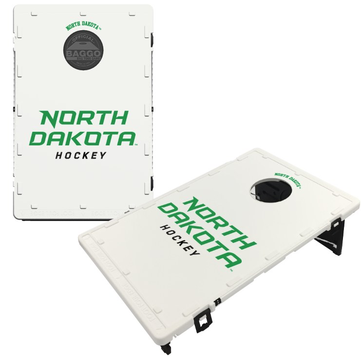 UNIVERSITY OF NORTH DAKOTA HOCKEY BAGGO SET