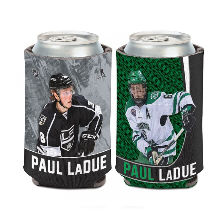 UND HOCKEY ALUMNI CAN HUGGER - PAUL LADUE