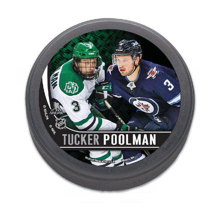 NEXT LEVEL TUCKER POOLMAN PUCK