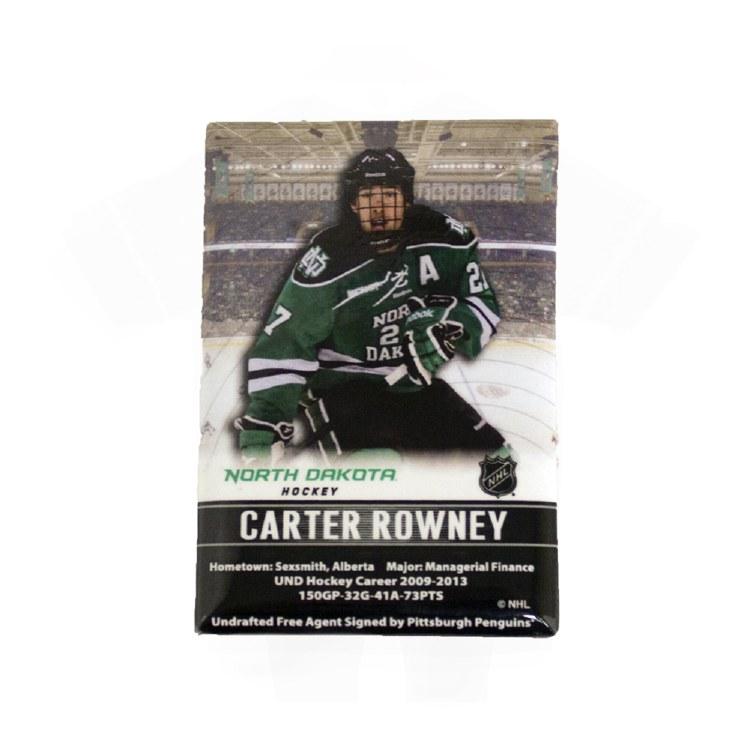 CARTER ROWNEY - UNIVERSITY OF NORTH DAKOTA ALUMNI MAGNET