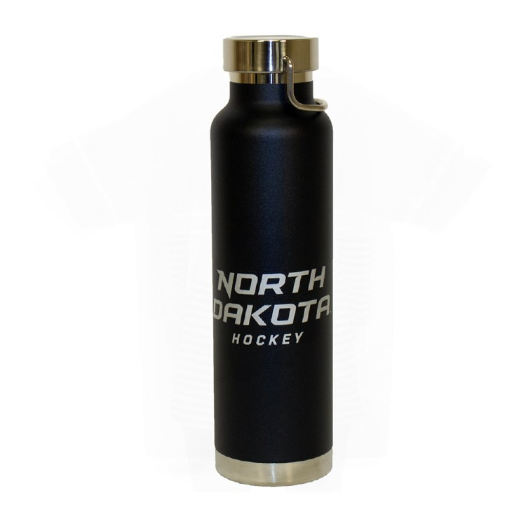 UNIVERSITY OF NORTH DAKOTA HOCKEY COPPER LINED 22OZ BOTTLE
