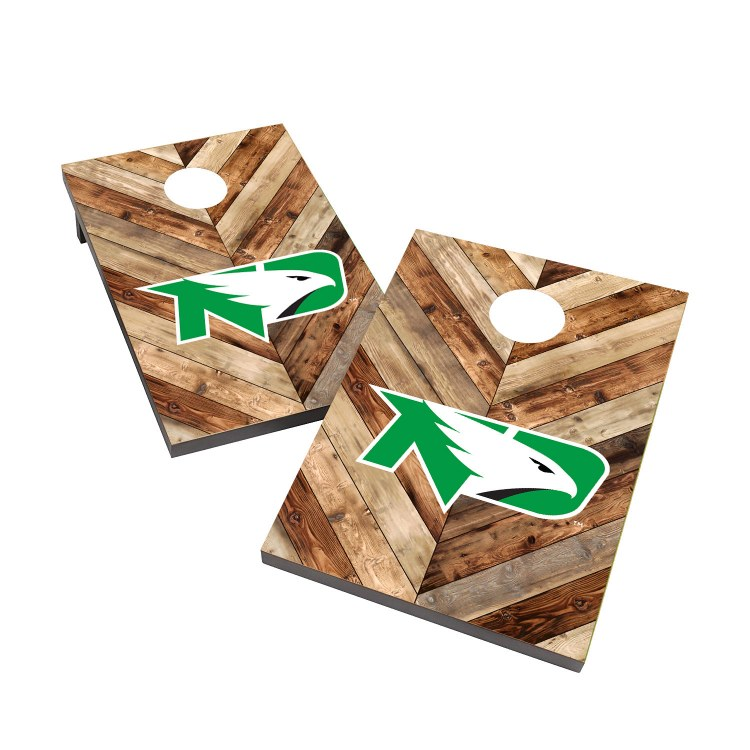 UNIVERSITY OF NORTH DAKOTA FIGHTING HAWKS 2x3 CORNHOLE