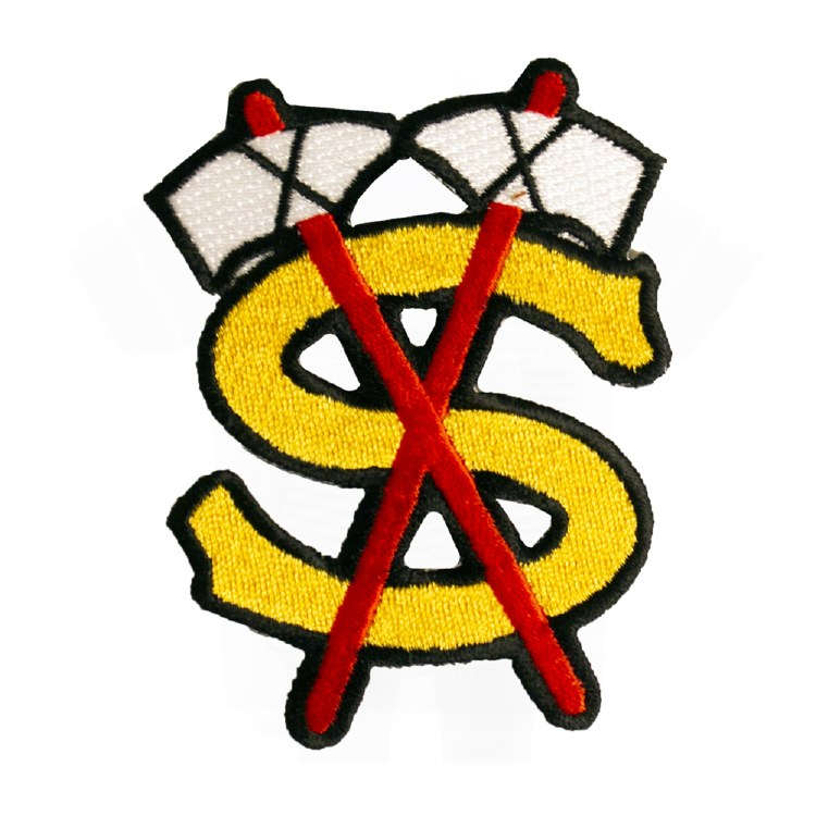 S-TOMAHAWK LOGO PATCH