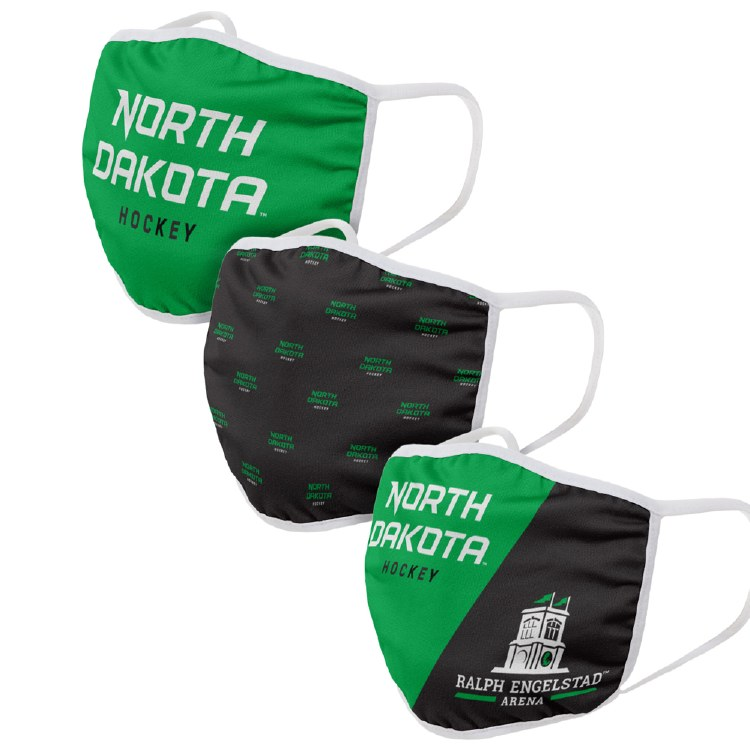 3-PACK ND HOCKEY FACE COVERING