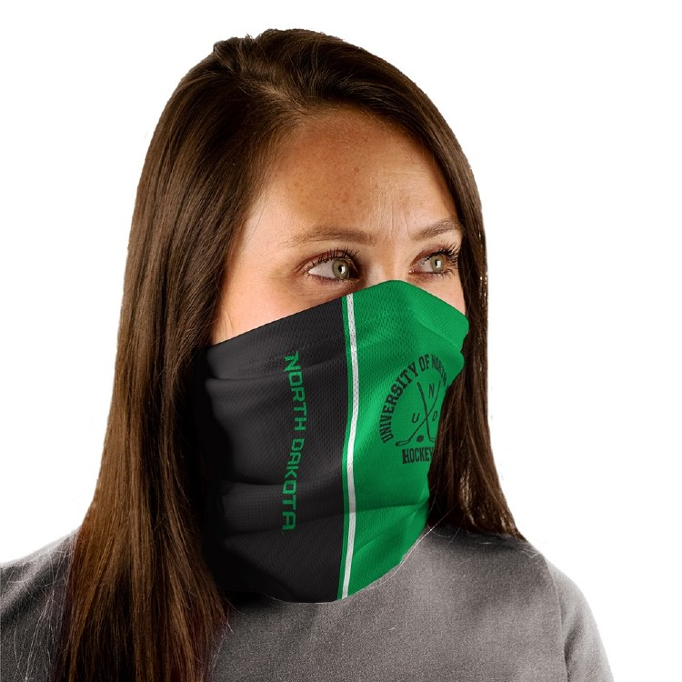 UNIVERSITY OF NORTH DAKOTA HOCKEY FAN WRAP