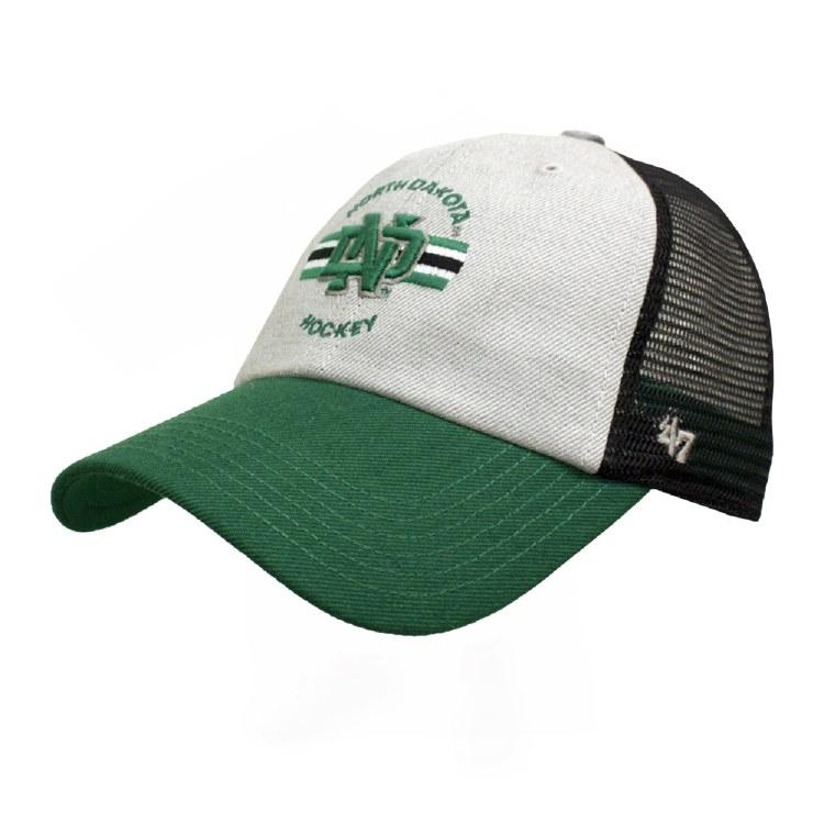 UNIVERSITY OF NORTH DAKOTA HOCKEY BELMONT CAP