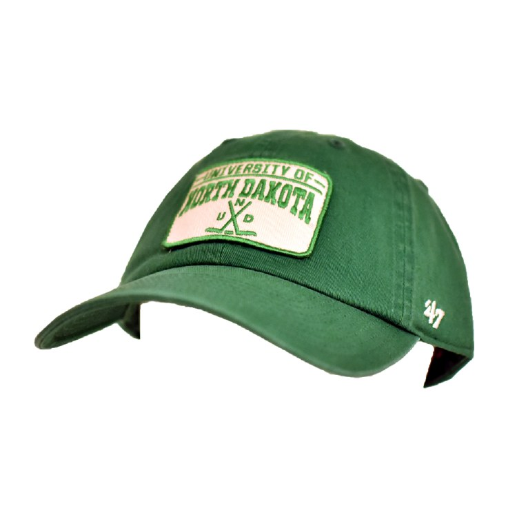 UNIVERSITY OF NORTH DAKOTA HOCKEY FAIRMOUNT CLEAN UP CAP
