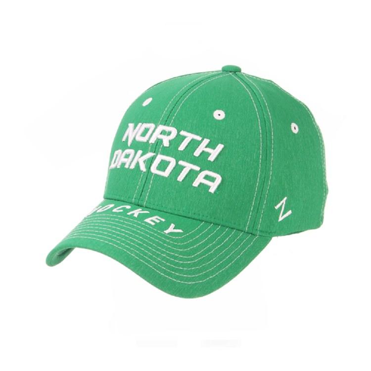 UNIVERSITY OF NORTH DAKOTA CENTER ICE HOCKEY Z-HAT