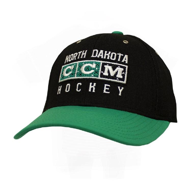 UNIVERSITY OF NORTH DAKOTA CCM HOCKEY BEDFORD HAT