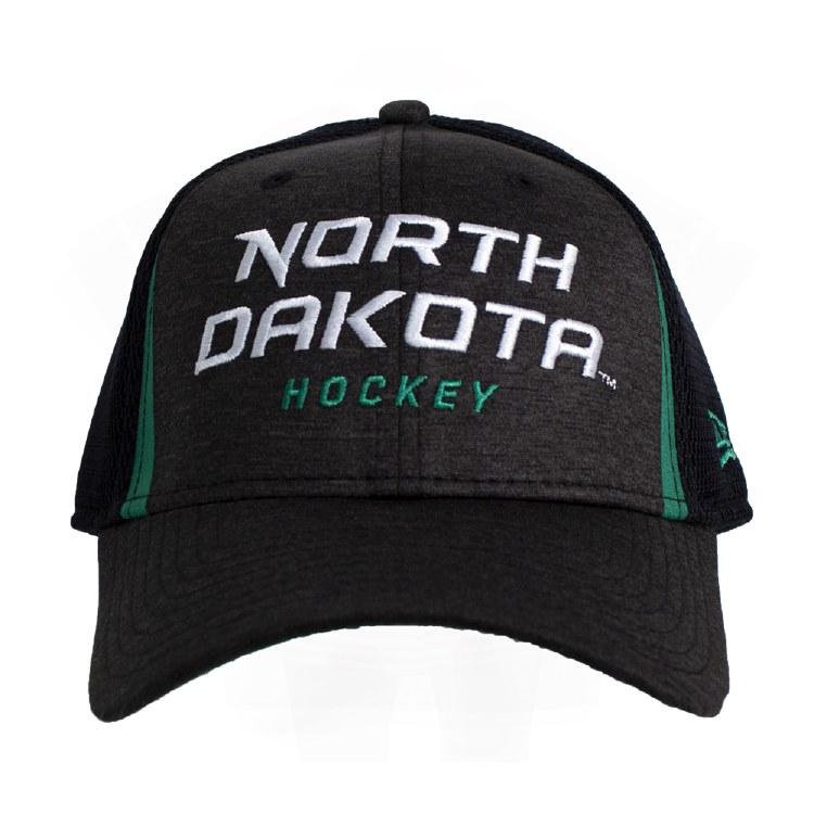 UNIVERSITY OF NORTH DAKOTA HOCKEY SLICE OF NEO HAT