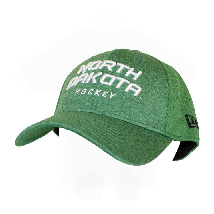 UNIVERSITY OF NORTH DAKOTA HOCKEY SHADOW PERFORMACE HAT