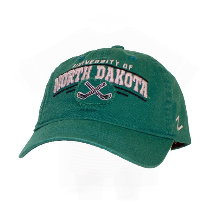 UNIVERSITY OF NORTH DAKOTA HOCKEY COLLEGIAN HAT