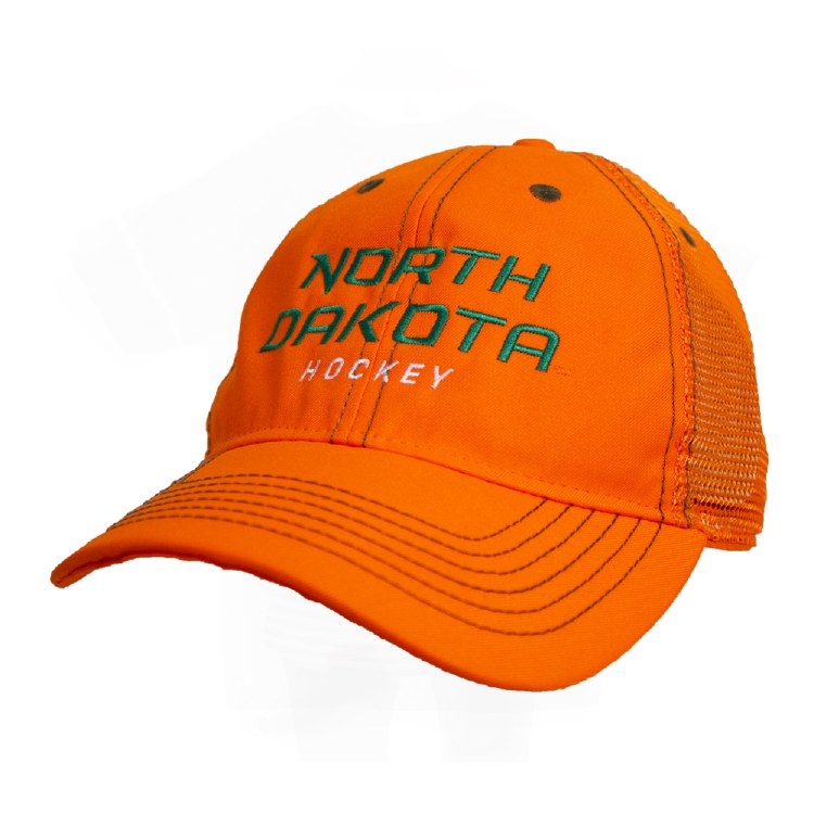 UNIVERSITY OF NORTH DAKOTA HOCKEY ALL TERRAIN BLAZE HAT