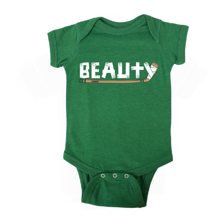 BEAUTY ONESIE