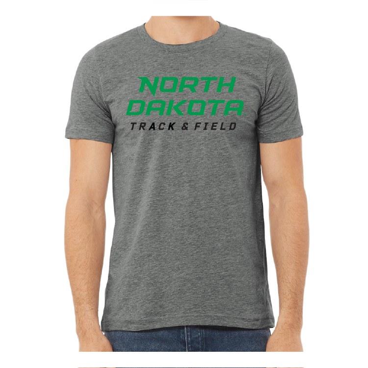 UNIVERSITY OF NORTH DAKOTA TRACK & FIELD TEE