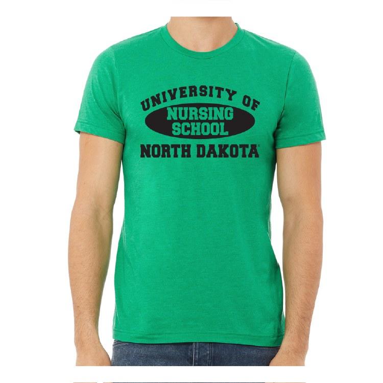 UNIVERSITY OF NORTH DAKOTA NURSING TEE