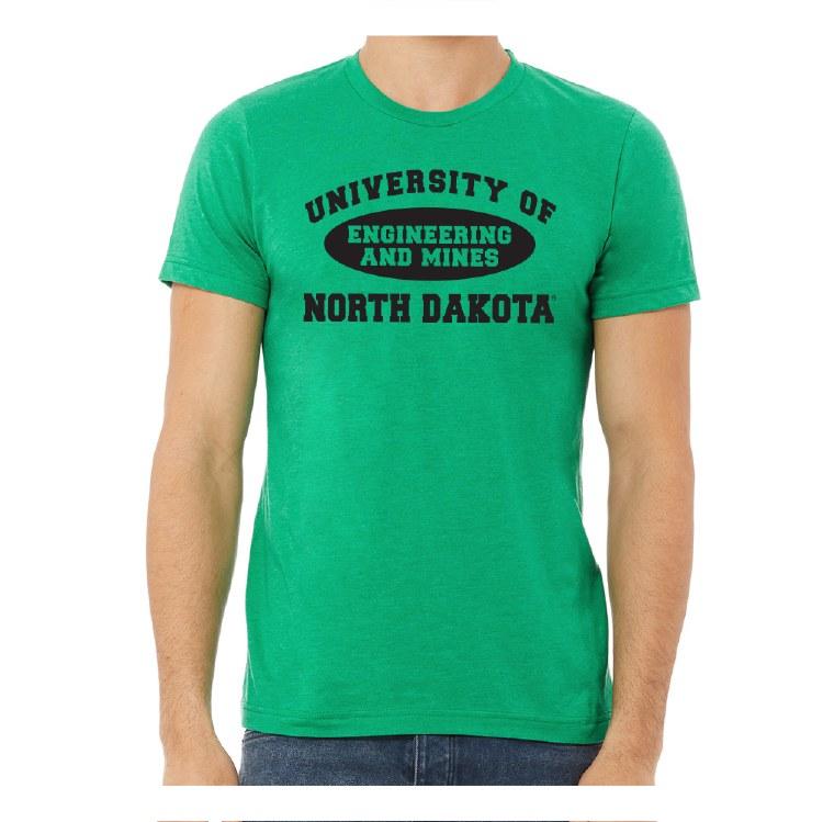 UNIVERSITY OF NORTH DAKOTA ENGINEERING & MINES TEE