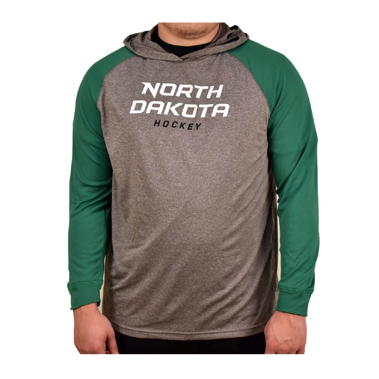 UNIVERSITY OF NORTH DAKOTA HOCKEY ECHO HOOD