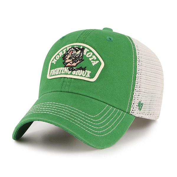 UNIVERSITY OF NORTH DAKOTA FIGHTING SIOUX FISKE CAP