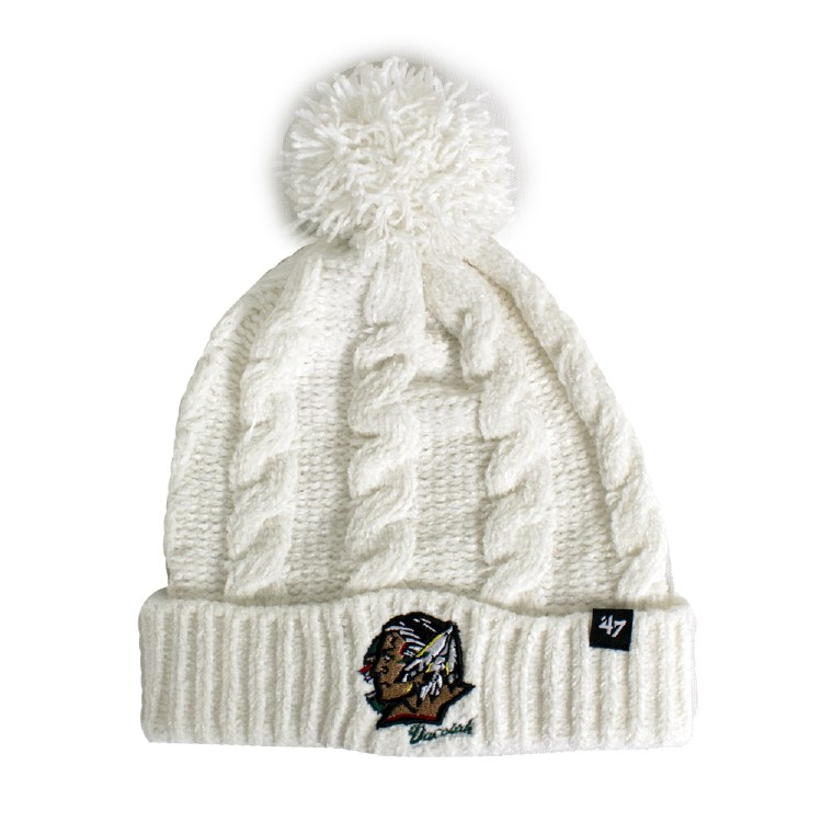 UNIVERSITY OF NORTH DAKOTA FIGHTING SIOUX HARLOW KNIT