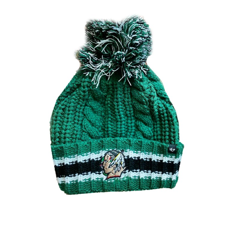 UNIVERSITY OF NORTH DAKOTA FIGHTING SIOUX SORORITY KNIT