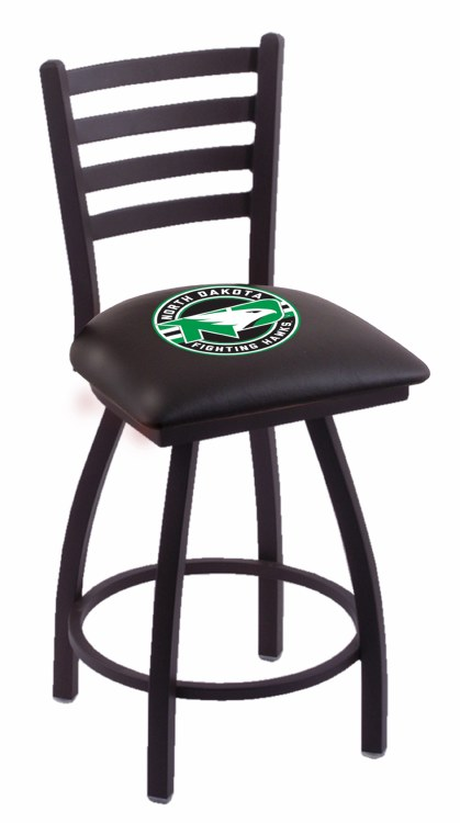 HIGH BACK STOOL - FIGHTING HAWKS