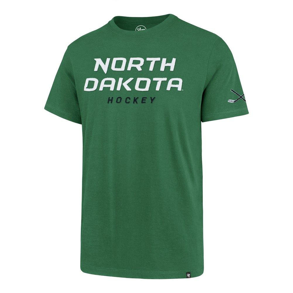 UNIVERSITY OF NORTH DAKOTA FIELDHOUSE HOCKEY TEE