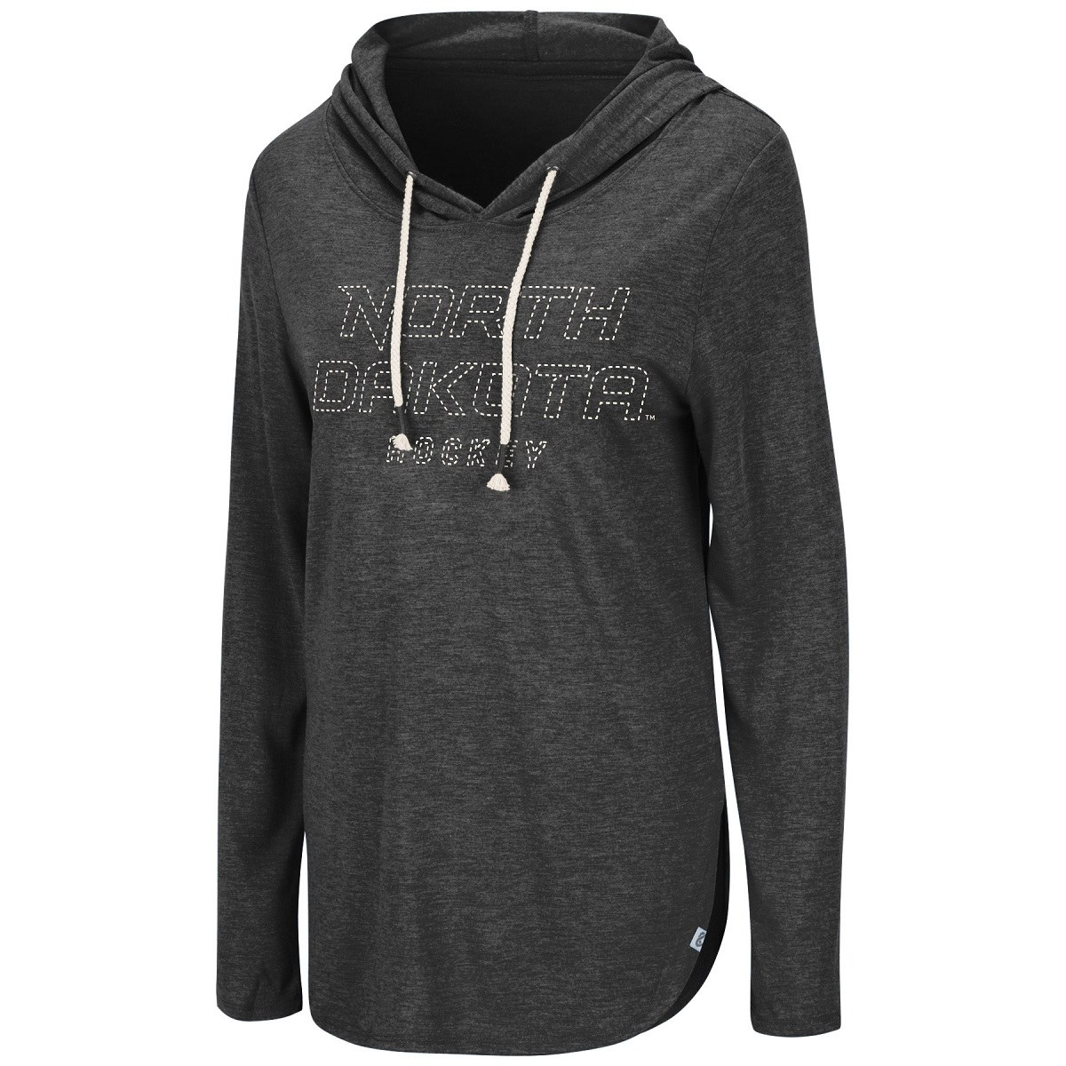 UNIVERSITY OF NORTH DAKOTA HOCKEY CALLAMEZZO HOODED TEE