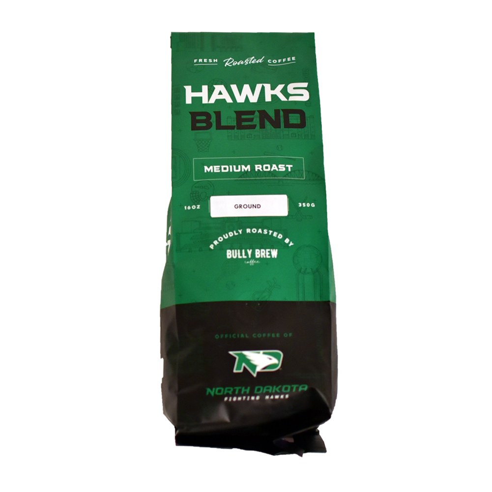 NORTH DAKOTA FIGHTING HAWKS BLEND BY BULLY BREW