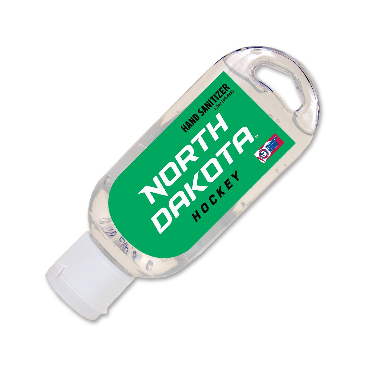 UNIVERSITY OF NORTH DAKOTA HOCKEY HAND SANITIZER