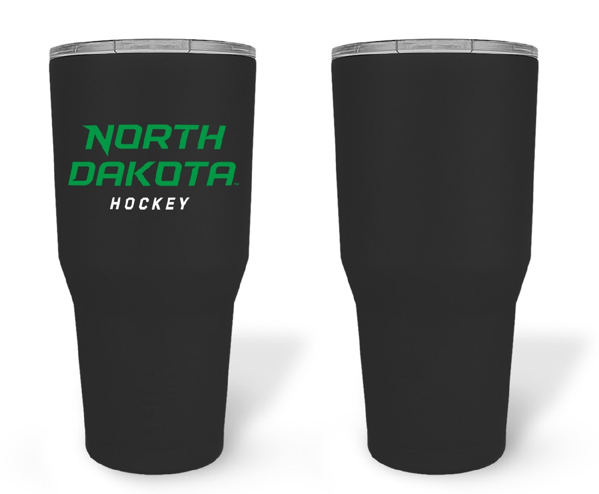 BIG FRIG NORTH DAKOTA HOCKEY TUMBLER