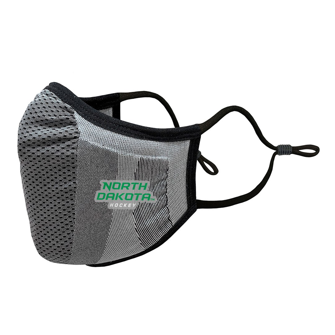 UNIVERSITY OF NORTH DAKOTA HOCKEY GUARD 3 MASK