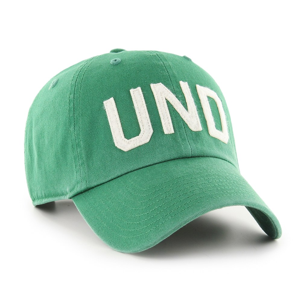 UNIVERSITY OF NORTH DAKOTA FINLEY CLEAN UP HAT