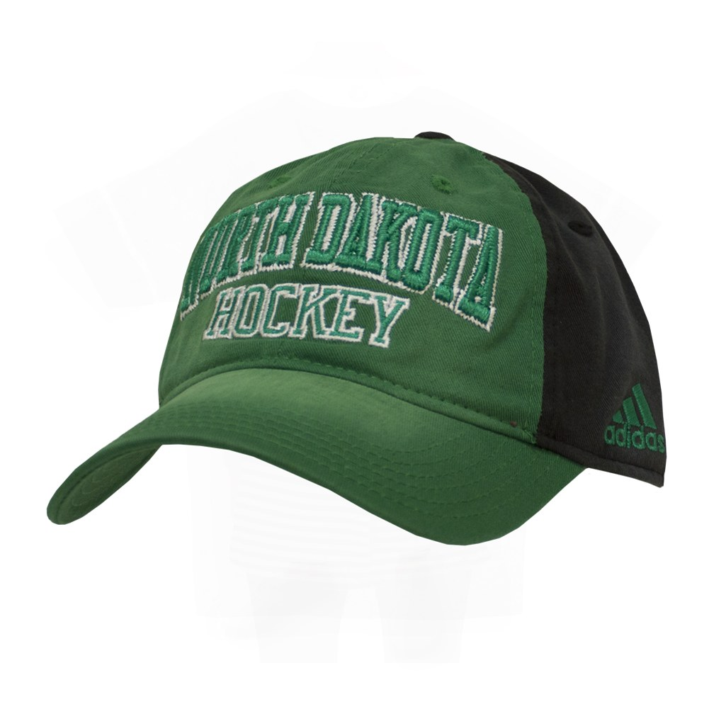 UNIVERSITY OF NORTH DAKOTA HOCKEY SANDBLASTER SLOUCH HAT