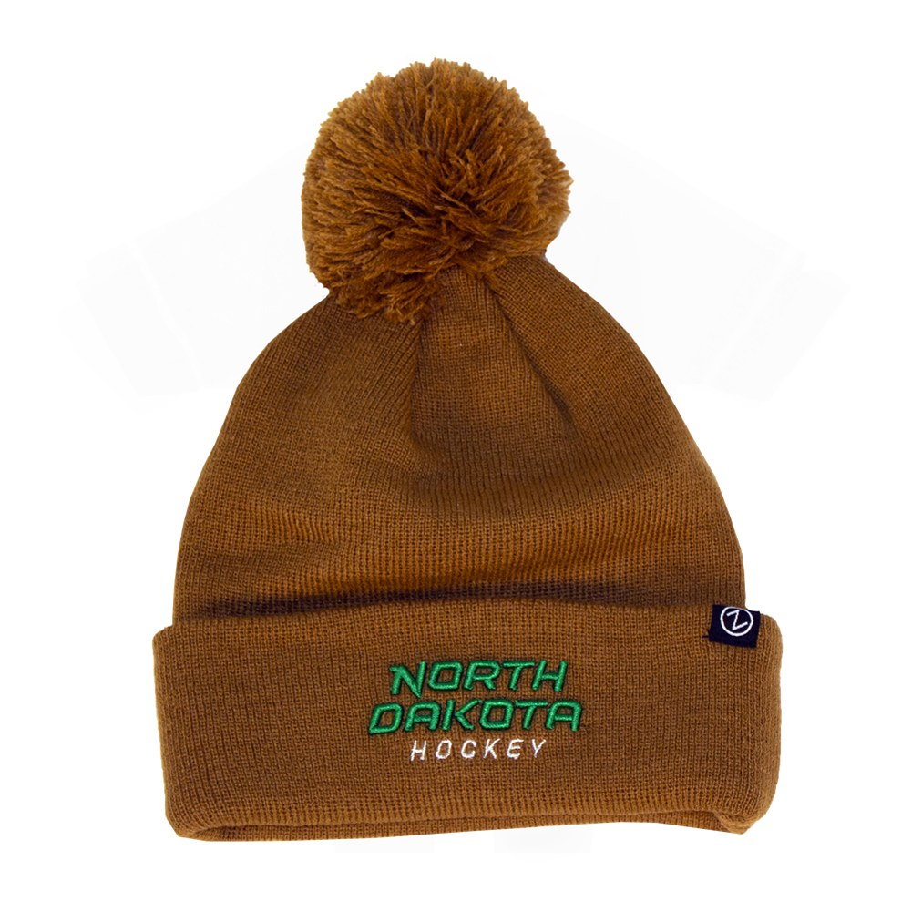 UNIVERSITY OF NORTH DAKOTA CARMEL CLASSIC KNIT