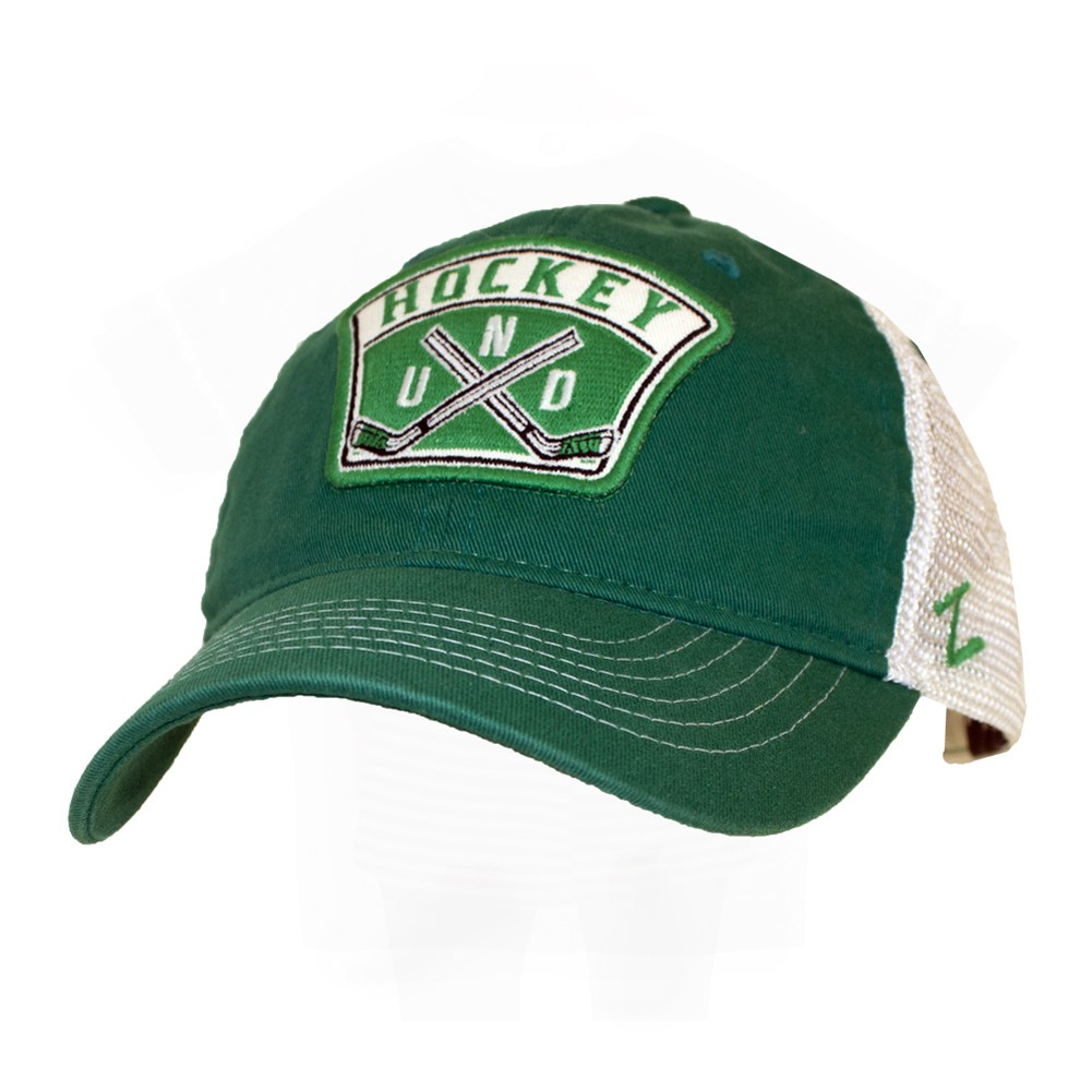 UNIVERSITY OF NORTH DAKOTA HOCKEY VIEWPOINT HAT