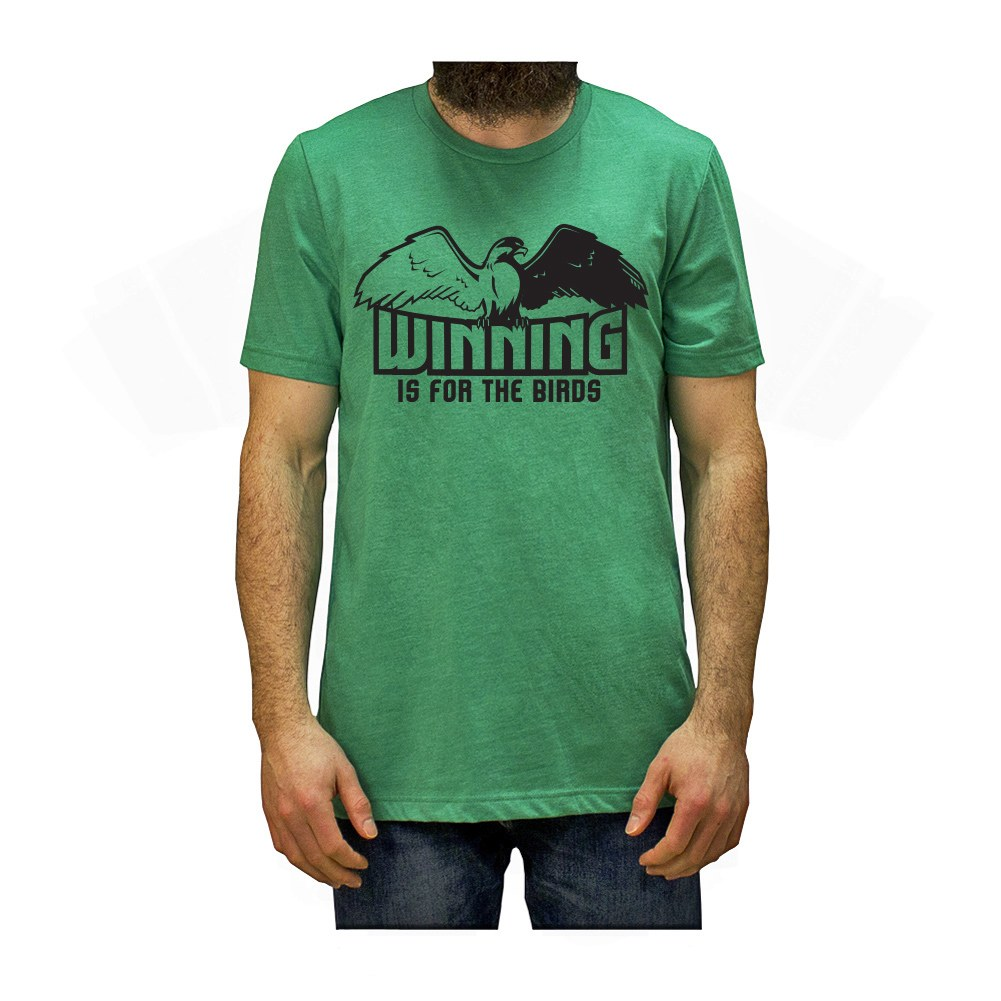 WINNING FOR THE BIRDS TEE