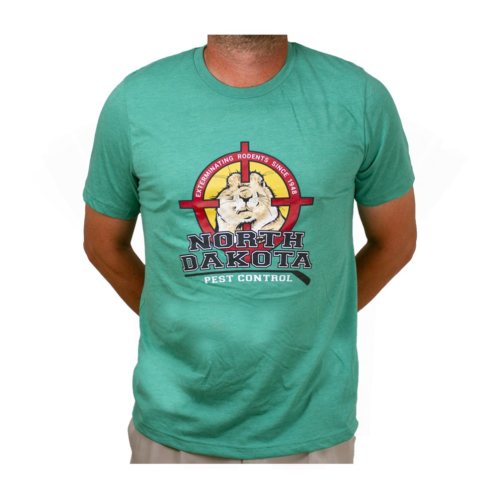 NORTH DAKOTA PEST CONTROL TEE