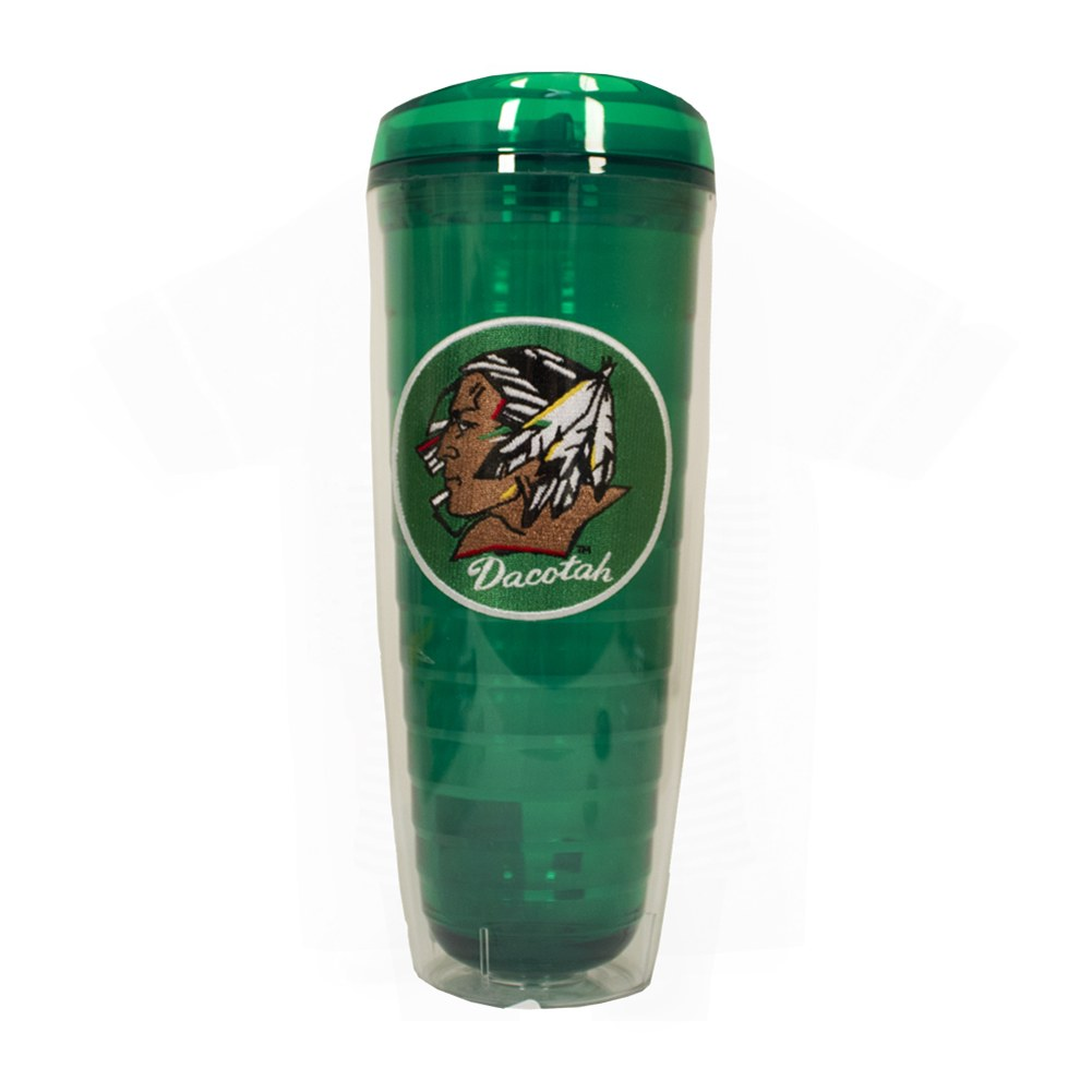 UNIVERSITY OF NORTH DAKOTA FIGHTING SIOUX 26oz TUMBLER