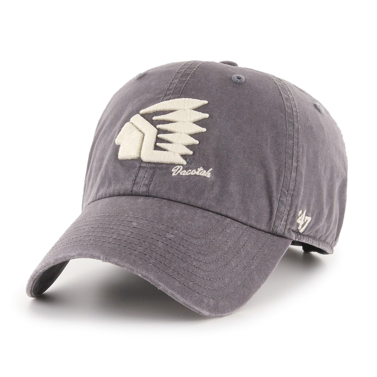 UNIVERSITY OF NORTH DAKOTA FIGHTING SIOUX HUDSON GEO HAT