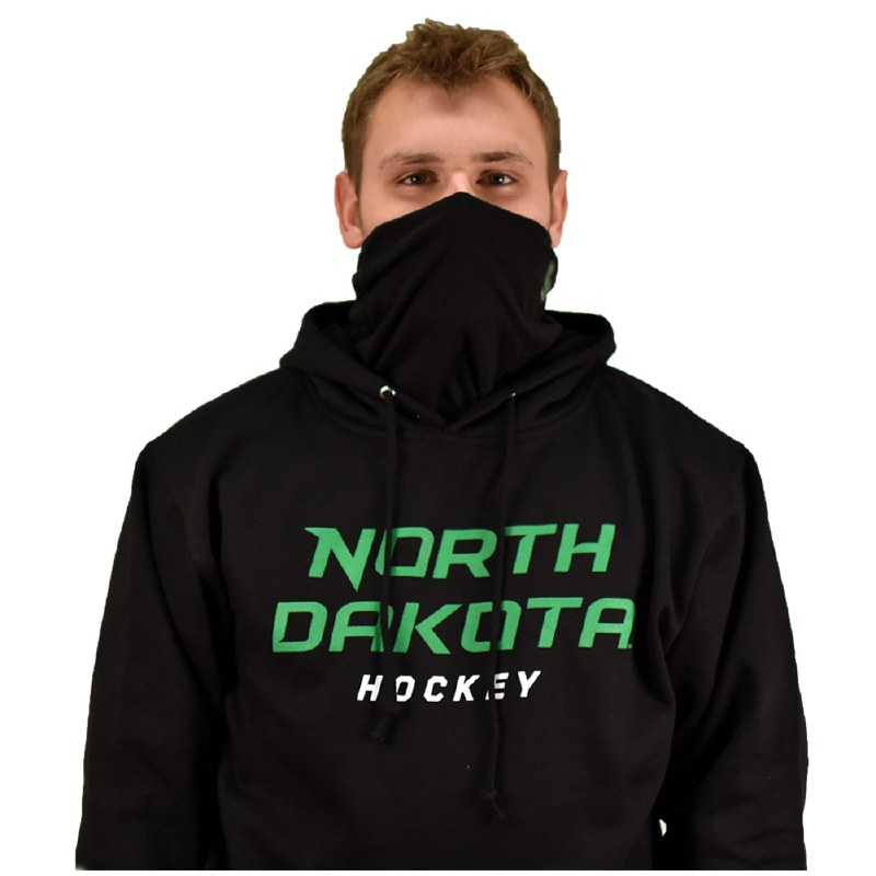 UNIVERSITY OF NORTH DAKOTA HOCKEY GAITER MASK HOOD