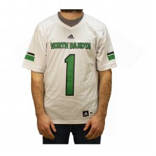 UNIVERSITY OF NORTH DAKOTA FOOTBALL JERSEY