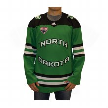 ADIDAS YOUTH NORTH DAKOTA HOCKEY JERSEY