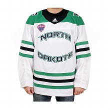 ADIDAS AUTHENTIC UNIVERSITY OF NORTH DAKOTA HOCKEY JERSEY