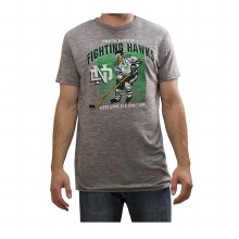 UNIVERSITY OF NORTH DAKOTA FIGHTING HAWKS HOCKEY TRI-STATE TEE