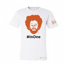 MIKE COMMODORE #INONE TEE