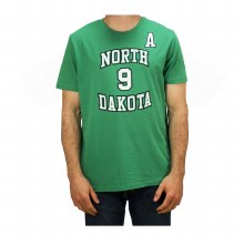 DRAKE CAGGIULA UNIVERSITY OF NORTH DAKOTA HOCKEY PLAYER TEE - ADULT